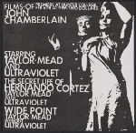 Flyer for a screening of films by John Chamberlain