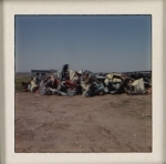 John Chamberlain at Amarillo Ranch