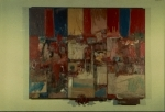 Robert Rauschenbergs Untitled collage