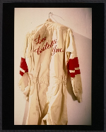 Leo Castelli Inc. racing suit