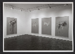 Installation view of Discourses on Commodus