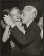 [Marlene Dietrich dancing with Iva Patcèvitch]