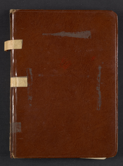 Dorothy Liebes address book