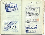 [Dorothy Liebes' passport page 9]