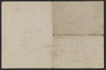 [Jacques Lipchitz rent receipt verso 1]