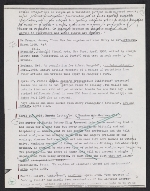 Page 68-18 from manuscript for Six Years: The Dematerialization of the Art Object from 1966-1972