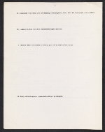 [Praeger Publishers author's questionnaire filled out by Lucy Lippard 2]