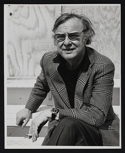 [Robert Motherwell in Provincetown]