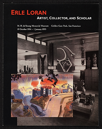 [Erle Loran: Artist, Collector, and Scholar]