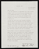 Clyfford Still, New York, N.Y. letter to Erle Loran, Berkeley, Calif.