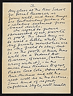 [Stuart Davis, New York, N.Y. letter to Erle Loran, Berkeley, Calif. 2]