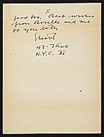 [Stuart Davis, New York, N.Y. letter to Erle Loran, Berkeley, Calif. 4]