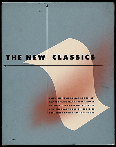 [The New Classics poster design]