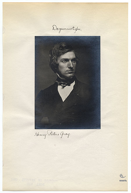 Henry Peters Gray