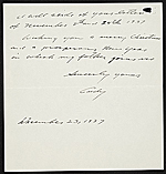 [Andrew Wyeth letter to Robert Macbeth page 2]