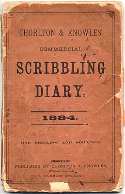 [Frederick William MacMonnies diary]