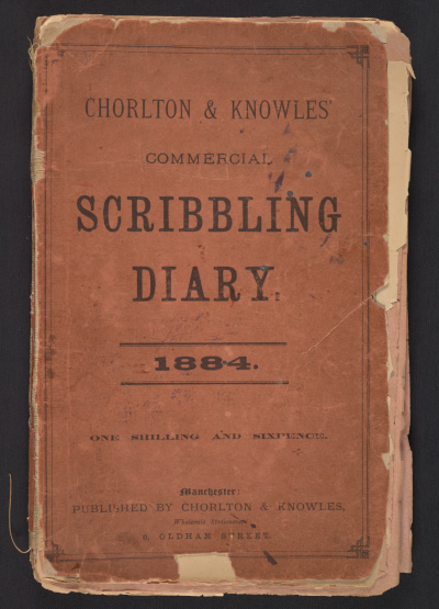 Frederick William MacMonnies diary