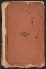 [Frederick William MacMonnies diary cover back 1]
