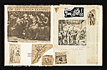 [Reginald Marsh scrapbook #4 pages 4]
