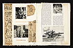 [Reginald Marsh scrapbook #4 pages 6]