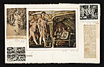 [Reginald Marsh scrapbook #4 pages 13]