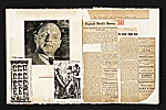 [Reginald Marsh scrapbook #4 pages 14]