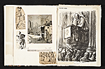[Reginald Marsh scrapbook #4 pages 18]