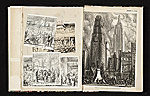 [Reginald Marsh scrapbook #4 pages 21]