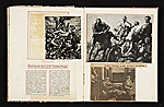 [Reginald Marsh scrapbook #4 pages 28]