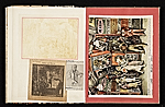 [Reginald Marsh scrapbook #4 pages 29]