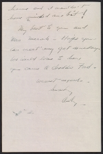 [Andrew Wyeth letter to Reginald Marsh 1]