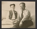 Bena Frank Mayer and Ralph Mayer