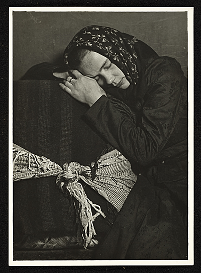 Slavic Immigrant, Ellis Island
