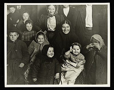 Joys and Sorrows of Ellis Island