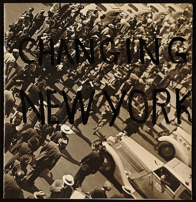 Changing New York cover proposal