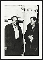 Gertrude Stein and Elizabeth McCausland