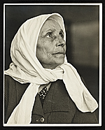Jewish Grandmother, Ellis Island