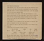 Arthur Garfield Dove, Geneva, N.Y. letter to Elizabeth McCausland, New York, N.Y.