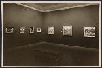 [An installation view of Marsden Hartley's Museum of Modern Art exhibition ]