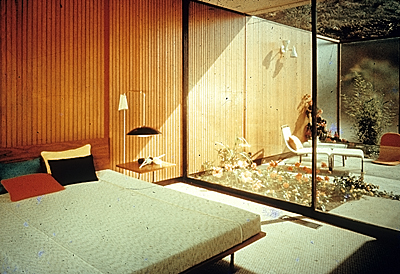 Ellwood, Case Study House no 16, LA, 1952