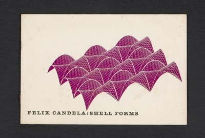 "[""Felix Candela: Shell Forms,"" May 1957]"