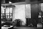 Schindler House interior