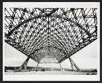 [Italian Air Force hangar, Orbetello, Italy ]