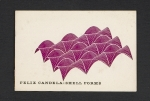 """Felix Candela: Shell Forms,"" May 1957"