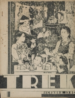 Trek Vol. 1, no. 1