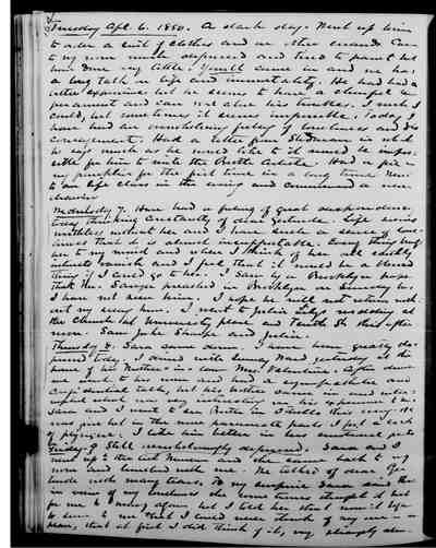 [Diary Entry for April 6, 1880]