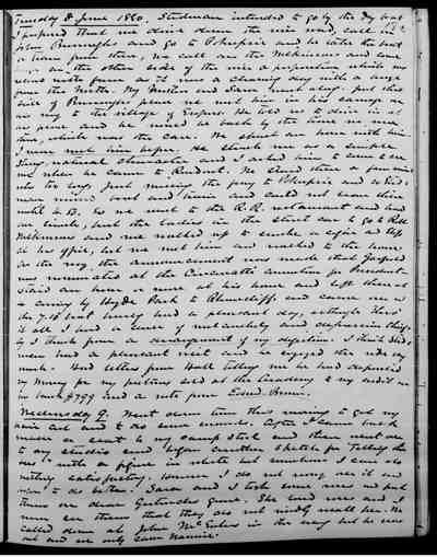 [Diary Entry for June 8, 1880]