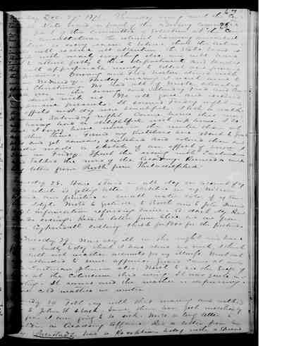 [Diary Entry for December 28, 1875]