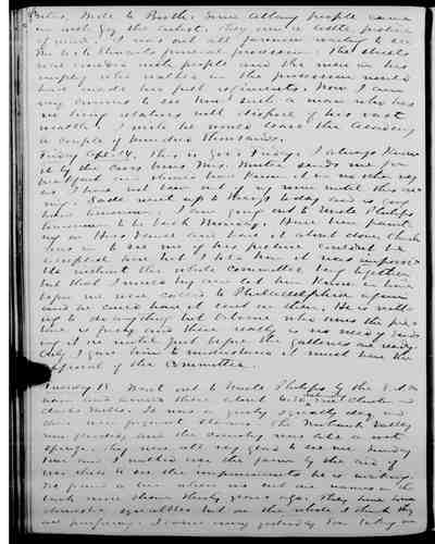 [Diary Entry for April 14, 1876]