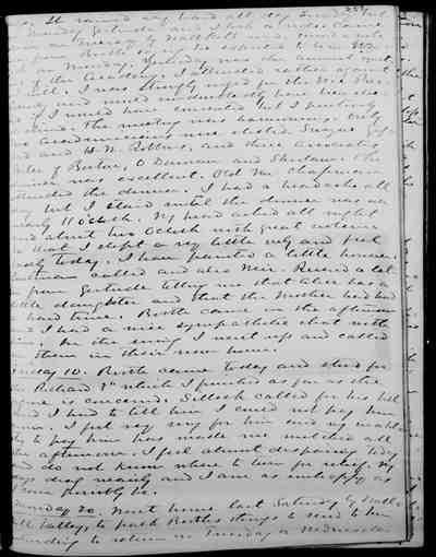 [Diary Entry for May 10, 1878]